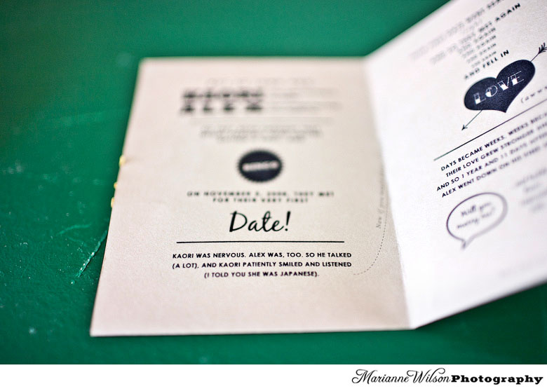 Awesome Wedding Invites from Awesome Couples