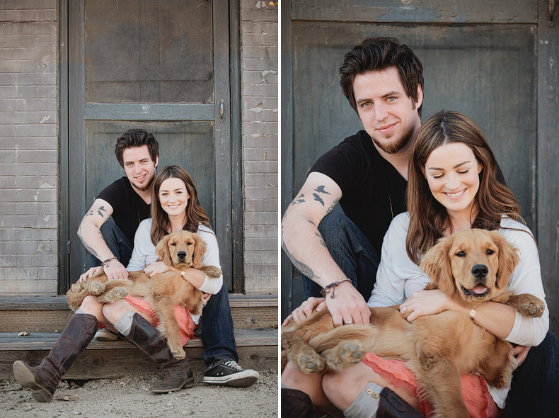 Jonna Walsh and Lee Dewyze Engagement Photos
