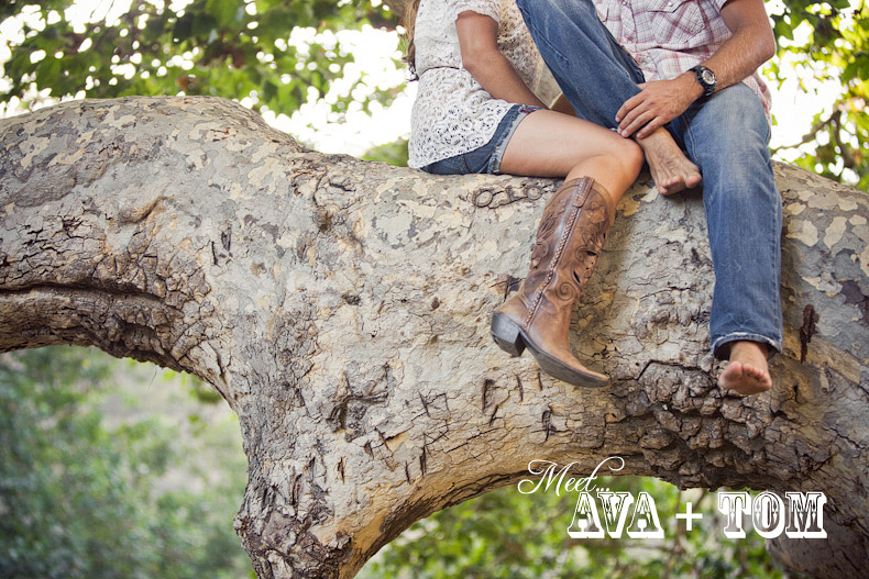 Ava + Tom: Southern California Engagement Photography