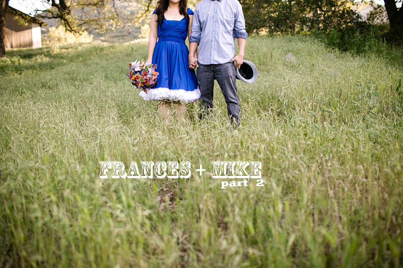 rustic rock the dress engagement session