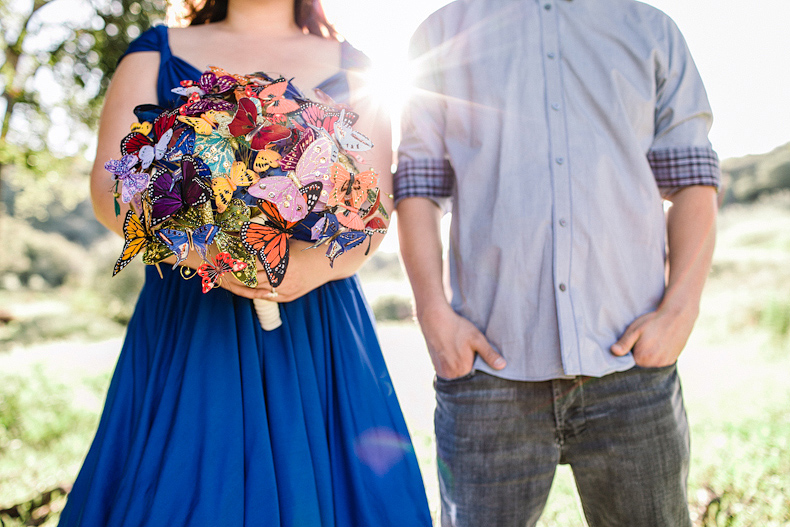 Frances + Mike pt. 2: Rustic Engagement and Wedding Shoot