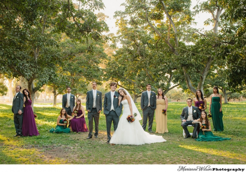 Marie +Nick: Walnut Grove, Moorpark CA