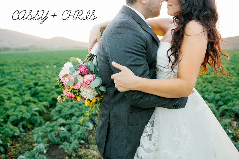 Cassy + Chris: Maravilla Gardens in Camarillo Ca