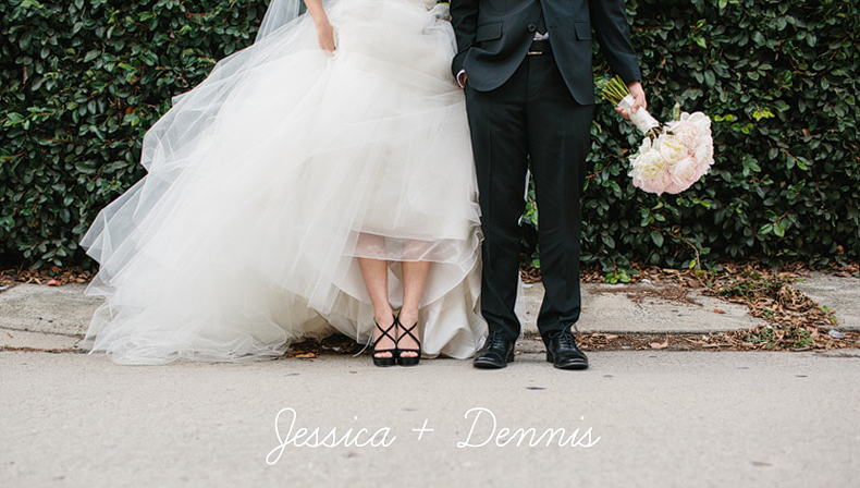 Majestic Halls Los Angeles Wedding: Jessica + Dennis