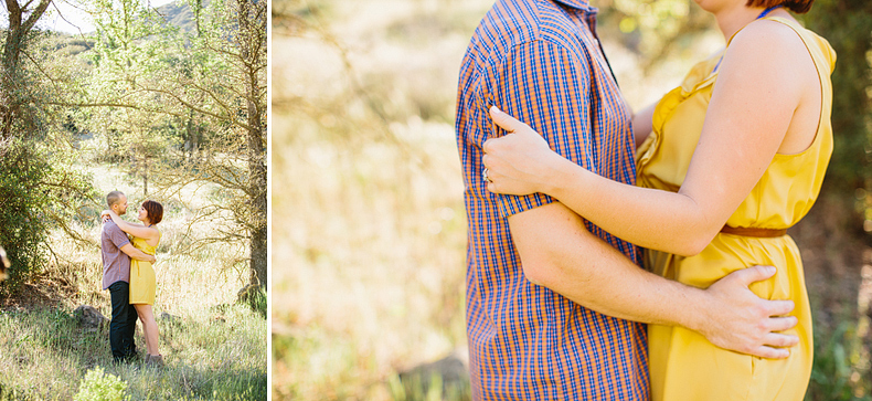 Malibu Engagement Photography: Abigail + Steve