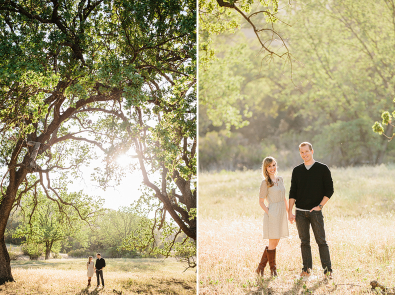 Malibu Engagement Photography: Beth + Nate