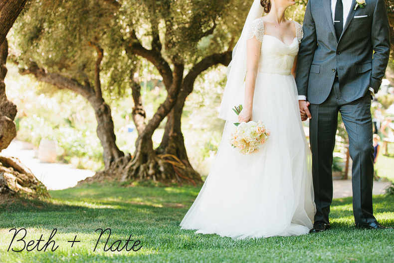 Still Waters Vineyard Wedding: Beth + Nate