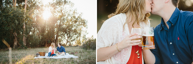 Carpinteria Engagement Photography: Tiffany + Stephen