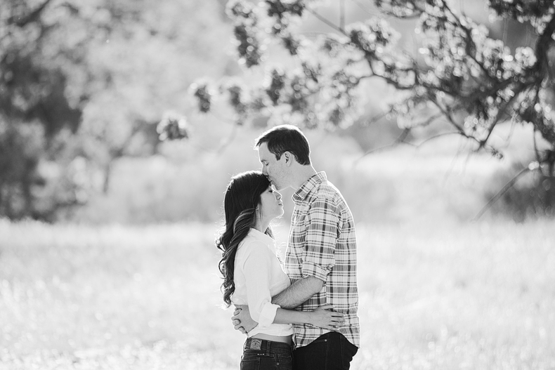 Malibu Hills Engagement Session: Josie + Daniel