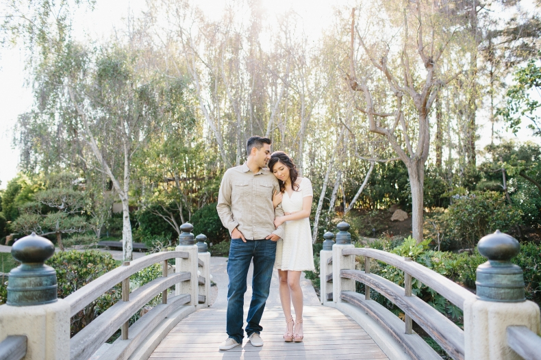 Cal State Long Beach Engagement: Theresa + Alex