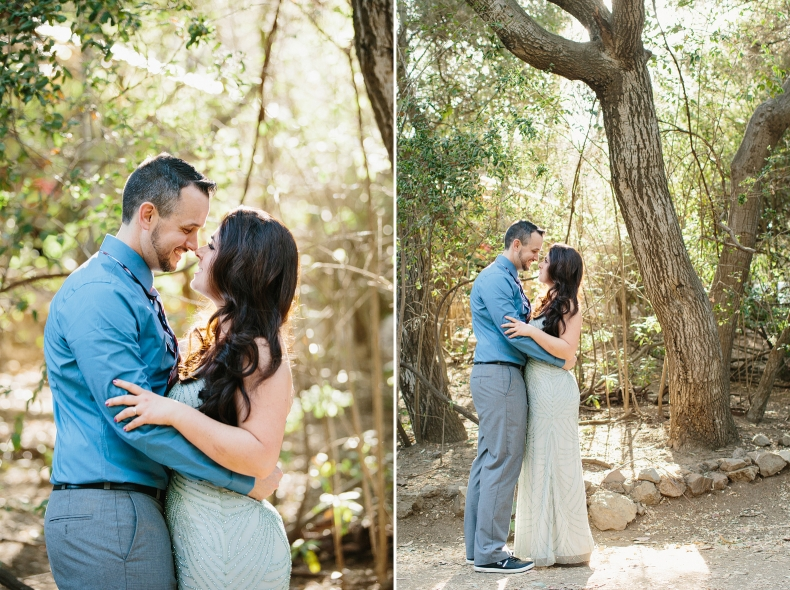 Calamigos Ranch Engagement Session: Lisa + Ryan