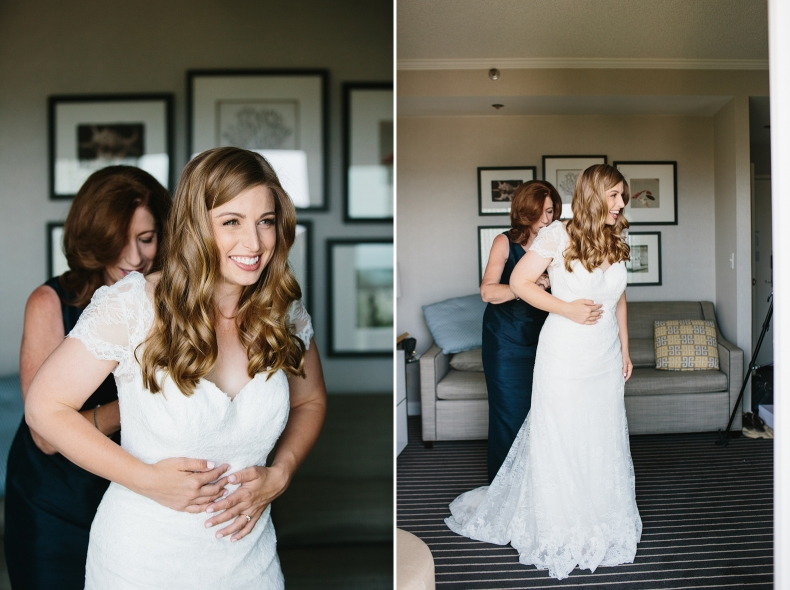 Adamson House Wedding Photography: Alix + Matt