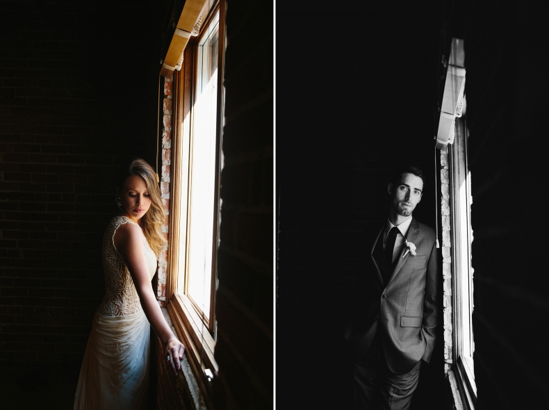These are photos of Alannah and Evan in front of the window light.