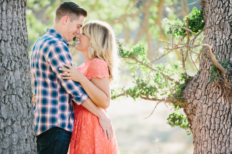 Malibu Hills and Beach Engagement: Ali + Mike