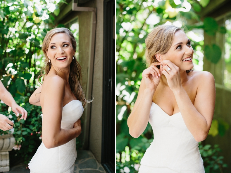Camarillo Garden Wedding: Abby + Avi