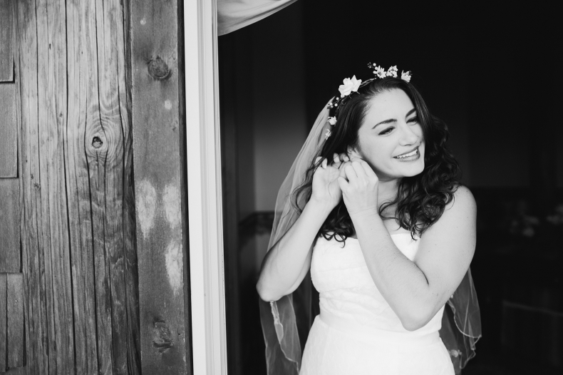 Big Bear Wedding: Jenn + Jon