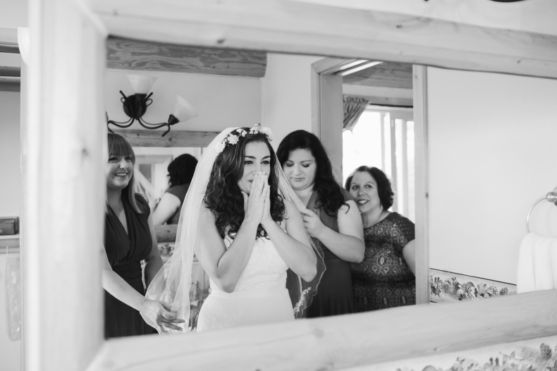 Big Bear wedding photography.
