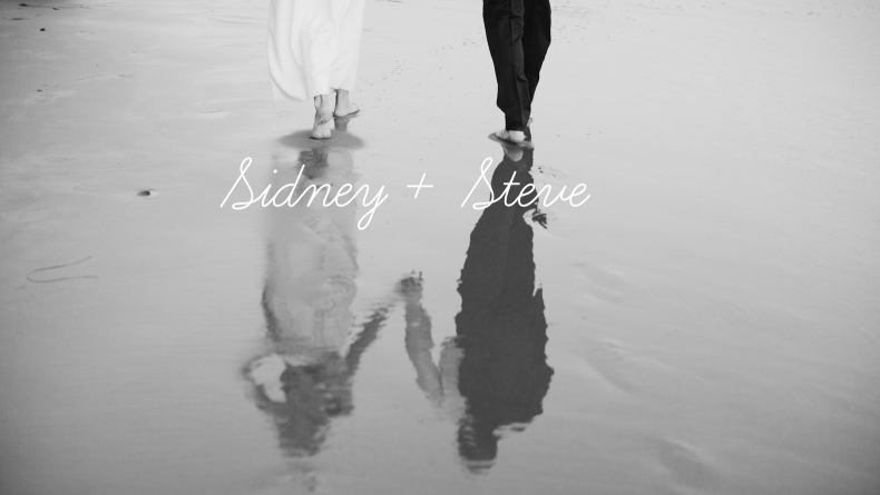 Glamorous Beach and Hillside Engagement: Sidney + Steve