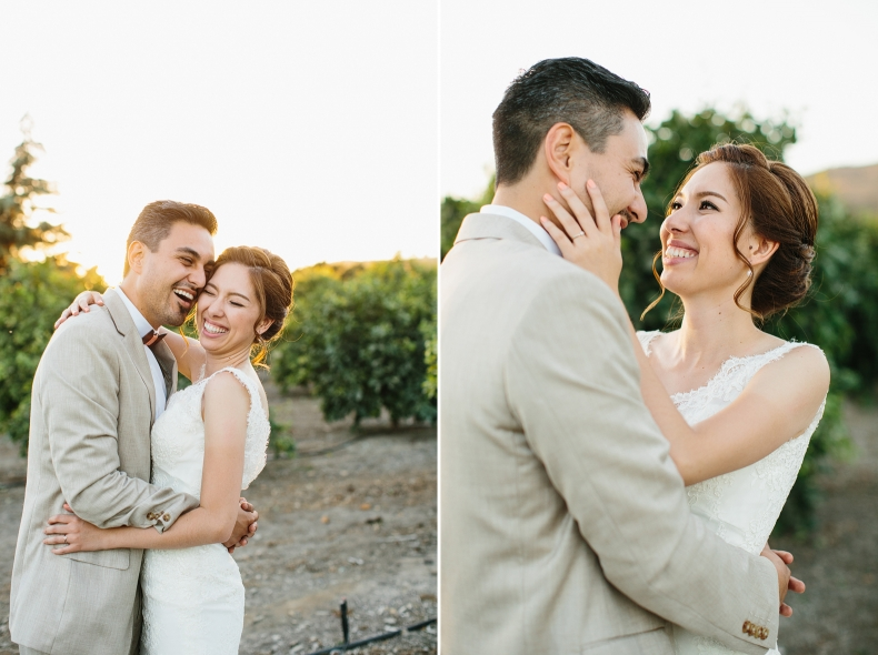Limoneira Ranch Wedding in Santa Paula California