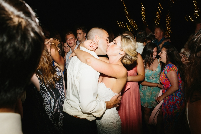 Here is a photo of the last dance at Sidney and Steve