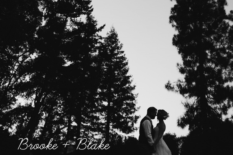 Brooke and Blake