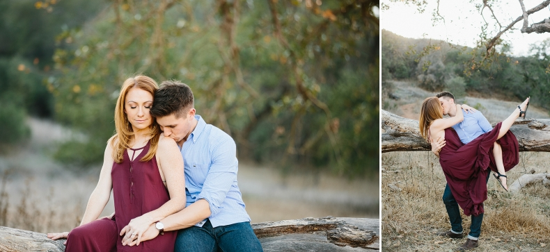 Adorable photos of Mallauri and Curt.