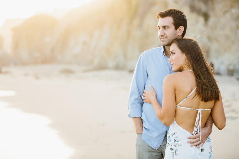Romantic Calfornia Engagement Photographer