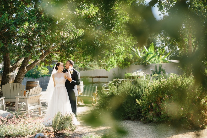 Maravilla Gardens wedding photographers