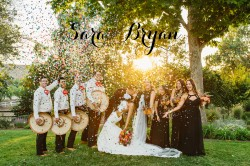 Santa Ynez Backyard Wedding Photographer