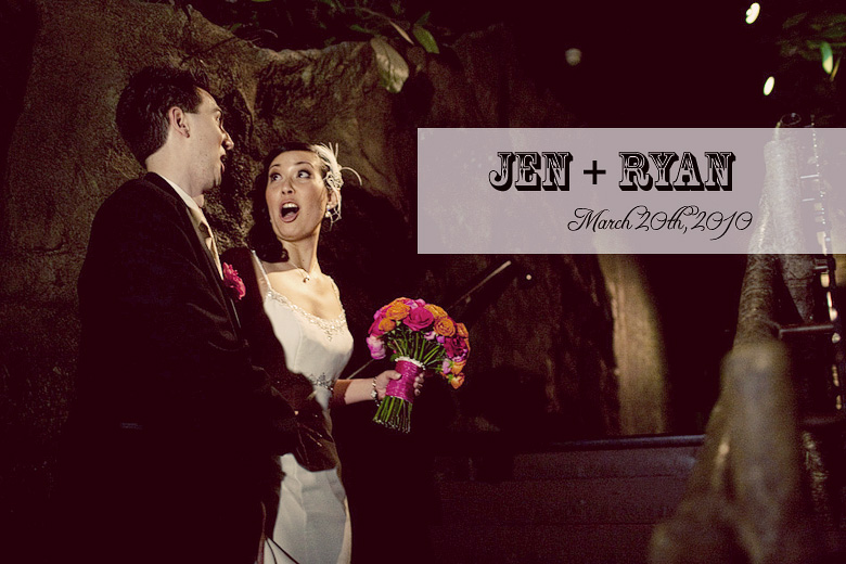 Jen + Ryan: Los Angeles Natural History Museum Wedding - Marianne ...