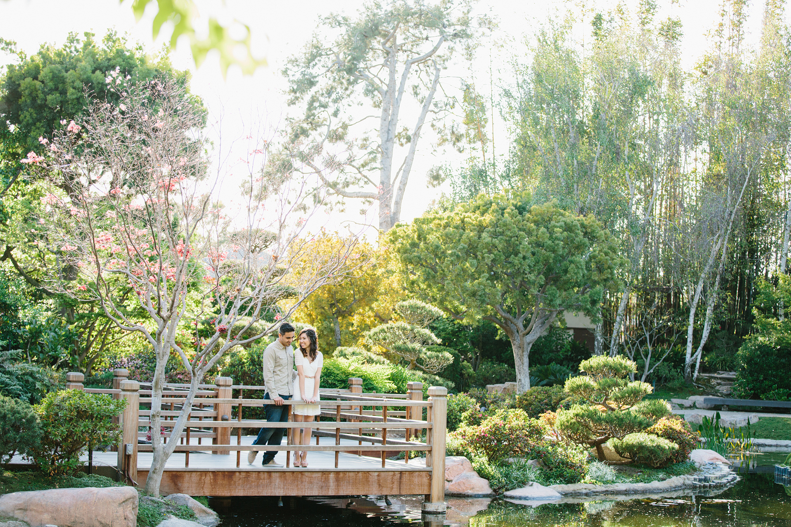 Cal State Long Beach Engagement: Theresa + Alex - Marianne Wilson ...